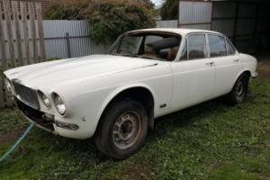 1973 Jaguar XJ6 Series 2 Short Wheelbase Rolling Shell NO Engine OR Trans in SA