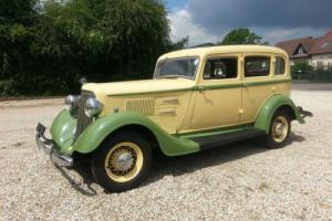 1934 PLYMOUTH PE DELUXE ULTRA RARE RHD Photo