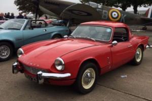 Triumph Spitfire Mk3 Photo