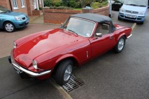Mint 1978 Triumph Spitfire 1500 Photo