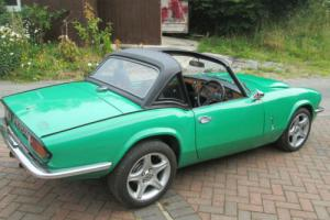 Triumph Spitfire 1972 Classic Car Photo