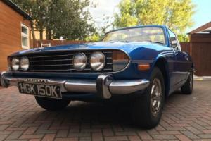 TRIUMPH STAG V8 MANUAL, 1972, MK1, VERY DESIRABLE EARLY CLASSIC TRIUMPH