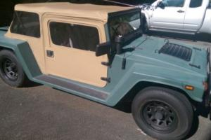 1971 Replica/Kit Makes HUMMBUG HUMMER