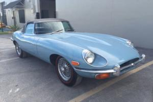 1969 Jaguar E-Type 1969 Jaguar XKE Photo