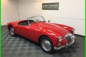 1958 MG MGA Photo