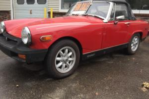 1976 MG Midget Photo