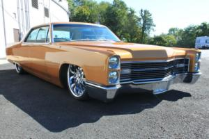 1966 Cadillac DeVille 1966 CADILLAC SEDAN DeVILLE CUSTOM Photo