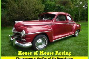 1947 Plymouth Other Special Deluxe P15C Club Coupe 350 Chevy Turnkey