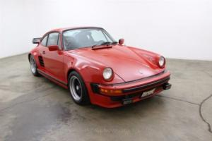 1984 Dp 1 Porsche 911 Slant Nose M491 Turbo Look Option