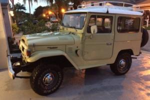 1975 Toyota Land Cruiser Photo