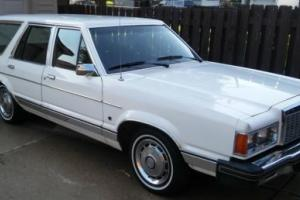 1982 Ford Ford Station Wagon