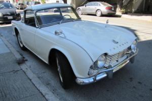 1965 Triumph Other TR4 Photo
