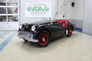 1960 Triumph TR3-A Photo