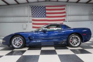 2004 Chevrolet Corvette Z06 Commemorative Coupe