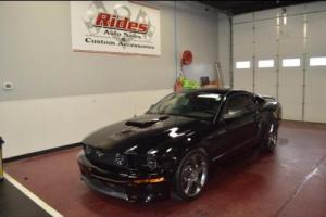 2009 Ford Mustang GT CS