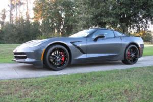 2014 Chevrolet Corvette Z51 Photo
