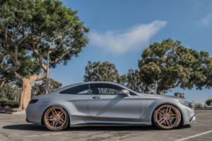 2015 Mercedes-Benz S-Class S63 AMG Coupe