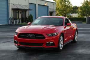 2015 Ford Mustang GT Premium 50th Anniversary 401A