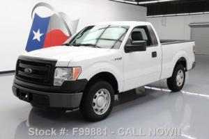 2013 Ford F-150 XL REGULAR CAB 3.7L V6 BEDLINER