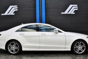 2015 Mercedes-Benz CLS-Class 4dr Coupe CLS400 4MATIC