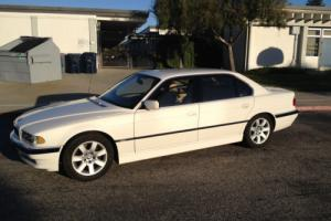 2000 BMW 7-Series protection, security armored, bulletproof