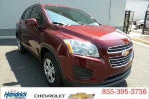 2016 Chevrolet Trax FWD 4dr LS w/1LS Photo