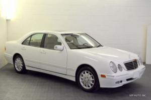 2000 Mercedes-Benz E-Class E320 4dr Sedan 3.2L