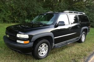 2002 Chevrolet Suburban 1 Owner,117K Miles,4WD,Z71,Warranty,3Rd Row,Towing