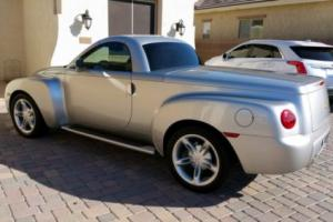 2005 Chevrolet SSR SSR Super Sport Roadster