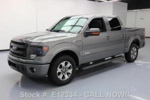 2014 Ford F-150 FX2 CREW ECOBOOST CLIMATE SEATS NAV