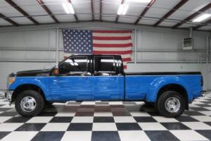 2012 Ford F-350 Lariat 4x4 Diesel Dually