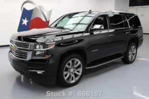 2015 Chevrolet Tahoe CHEYY  LTZ 4X4 7PASS SUNROOF NAV DVD 22'S Photo