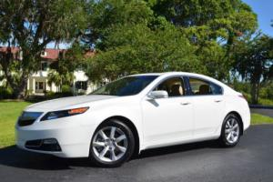 2013 Acura TL 4dr Sedan Automatic 2WD Tech W/Navigation Photo