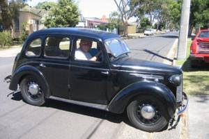 Austin 8 Sedan 1947 With Books Very Very Neat 42 000 Miles in VIC