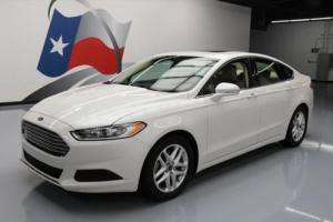 2013 Ford Fusion SE SEDAN SUNROOF PARK ASSIST