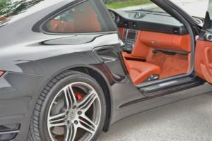 2007 Porsche 911 Twin Turbo 6 Speed Coupe 5,200 Miles!
