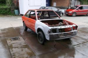 mk3 ford escort xr3i rs turbo series 1 xr3 rs 1600i 2 door project barn/find