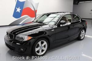 2013 BMW 1-Series 128I COUPE AUTOMATIC HTD SEATS SUNROOF NAV