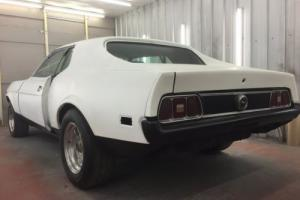 ** 1973 FORD MUSTANG GRANDE....AWESOME PROJECT **