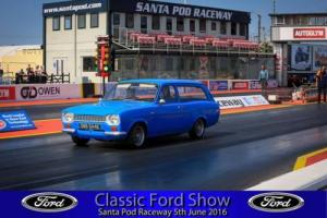 MK1 ESCORT ESTATE RESERVE NOW LOWERED
