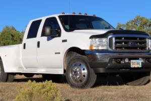 2003 Ford F-550 Fontaine Classic Traveler