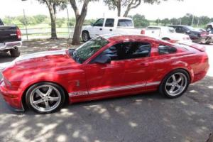 2007 Ford Mustang SHELBY GT500 SVT COBRA 6-SPEED