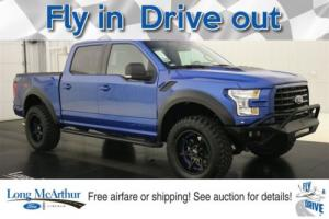 2016 Ford F-150 BAJA COMPARABLE TO A 2017 RAPTOR AND SHELBY F-150