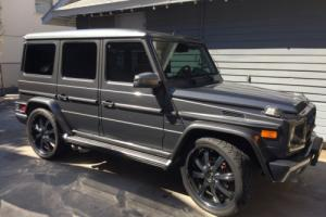 2005 Mercedes-Benz G-Class Photo
