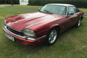 STUNNING LOOKING & SUPER-DRIVING 1993 JAGUAR XJS 4.0 AUTO+MOT 08/17+WARRANTY