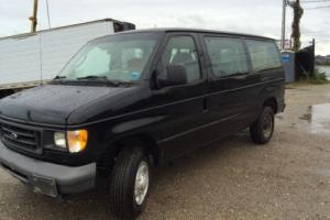 2007 Ford E-Series Van E350