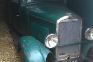 Peugeot 1930 pick up Photo