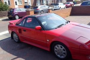 toyota mr2 t bar mk1 1987