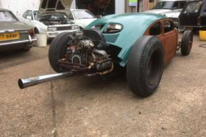VW Beetle 72' Rat rod splitty px swap rare craxt movie prop fun split window