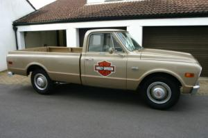 CHEVROLET PICKUP 1968. Harley Davidson Theme, Show condition